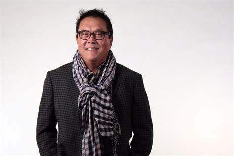 talking money robert  kiyosaki author rich dad poor dad