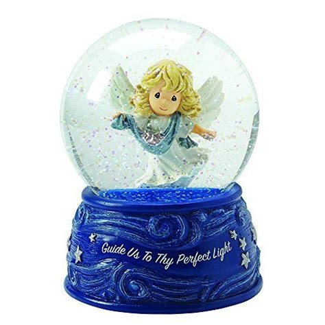 Precious Moments Christmas Gifts Angel With Ribbon And