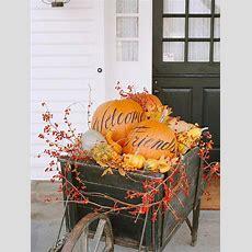 Fall Outdoor Decorating 2012 Ideas  Modern Furnituree
