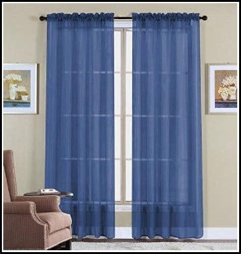 Burnt Orange Sheer Curtain Scarf   Curtains : Home Design