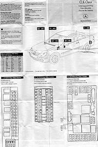 2010 Mercedes E350 Fuse Box : fuse box layout for w209 forums ~ A.2002-acura-tl-radio.info Haus und Dekorationen