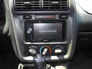 How To  Camaro Double Din Bezel - Ls1tech