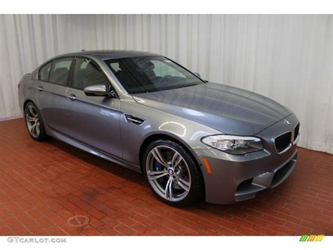 Bmw M5 Colors by Bmw M5 Space Gray Metallic Silver Colors We