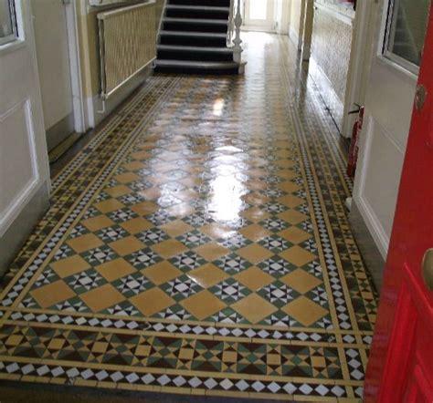 Victorian Vinyl Floor Tiles   Flooring Ideas and Inspiration