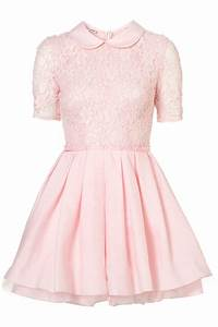 Topshop Poppy Lace Dress By Jones and Jones in Red (pink ...