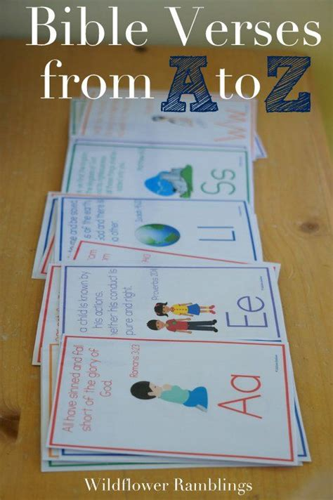 25 best ideas about bible verses for children on 357 | 7bc48e4cb94ffdf2be7200bb91d51b9c