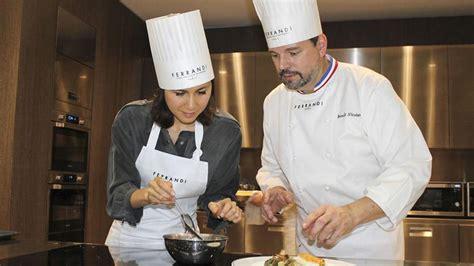 cours de cuisine chef top 10 des meilleurs cours de cuisine avec un grand chef