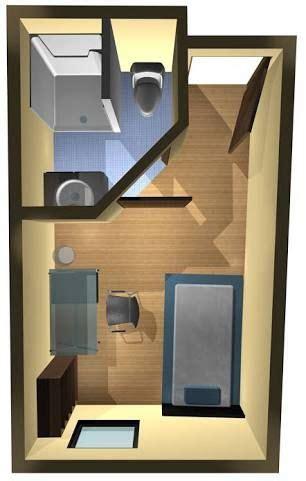 single dorm room layout google search floor plans