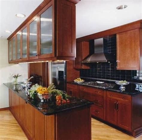 hanging kitchen cabinets  ceiling addition storage
