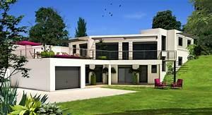 construire une maison mais quel type plan de maison With type de maison a construire