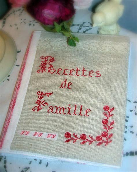 cahier recette cuisine protege cahier de recettes cuisine vendu photo de