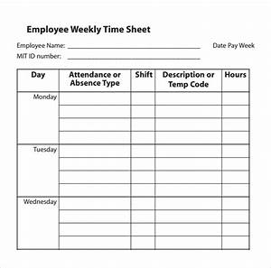 easy timesheet template invitation template With easy timesheet template
