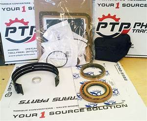4l60e Transmission Rebuild Kit 1997