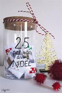 Fabriquer Un Calendrier De L Avent : calendrier de l 39 avent 25 activit s faire en famille ~ Nature-et-papiers.com Idées de Décoration