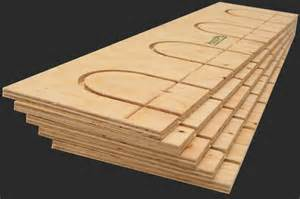 radiant floor heat panels heatply 174 radiant heating panels