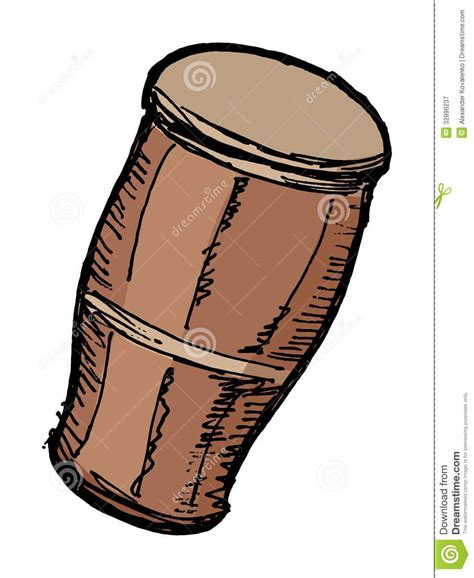 indian drum royalty  stock photography image