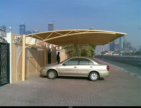 Cantilever Car by Car Parking Shade In Uae Cantilever Car Parking Shades