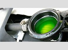 What are the Different Types of Antifreeze and Can I Mix Them?