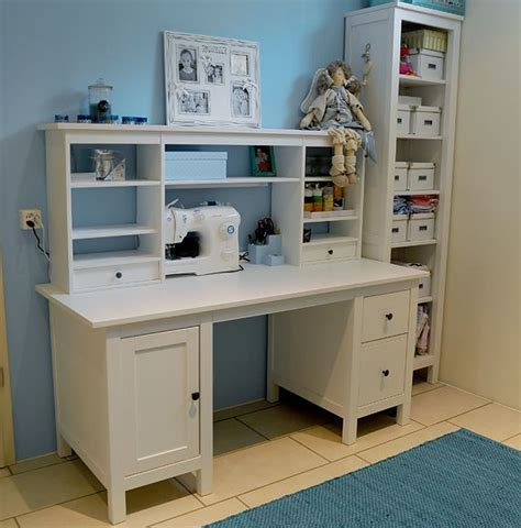 Ikea Hemnes Desk With Hutch by Hemnes Desk With Add On Without Panel It Plus