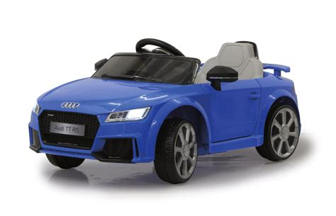 ride  audi tt rs bleu  jamara shop