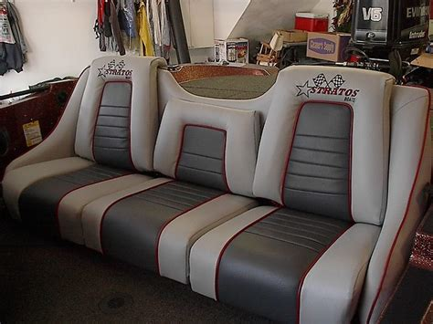 Javelin Boat Seats by Stratos Boat Seat Tbfri Message Board