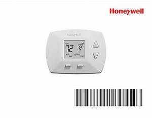 Honeywell Rth5100b Installation Instructions