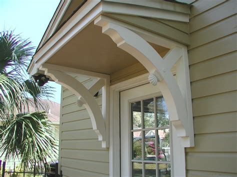 Outdoor Corbels by Large Builder Brackets Traditional Exterior Other