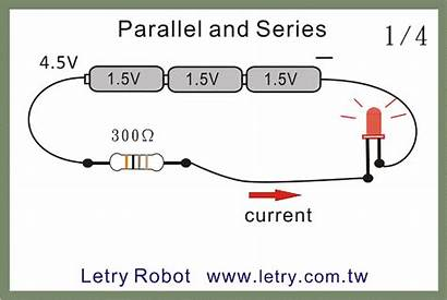Series Parallel Resistors Law Ohm