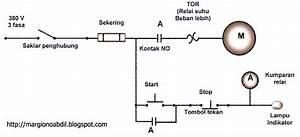 Blog Teknik  U0026 Vokasi  Diagram Kontrol Pada Sistem Kontrol Elektromagnetik