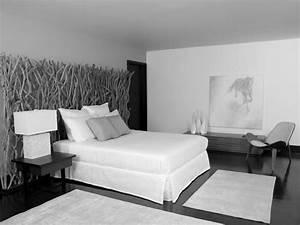 chambre a coucher grise et blanche With chambre blanche et grise