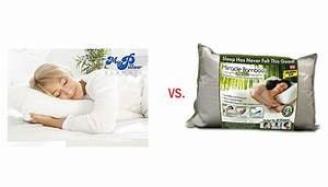 mypillow premium vs miracle bamboo pillow which pillow With classic vs premium my pillow