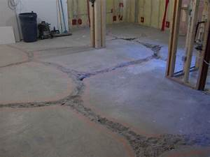 Before painting cement basement floor makeover basement for Can i paint a concrete floor