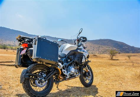 Review Benelli Trk 502x by Benelli Trk 502x India Review Ride