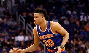Kevin Knox on advice from LeBron: 'I've got to get ...