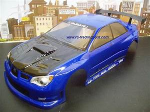 Prova Impreza Custom Painted RC Touring Car / RC Drift Car ...