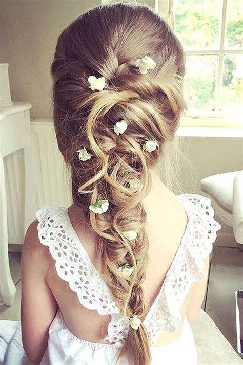 10 penteados daminhas