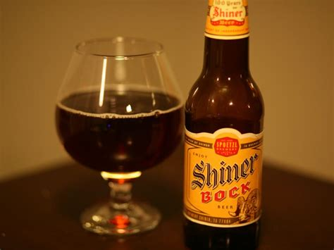 shiner bock shiner bock craft beer reviews and pictures