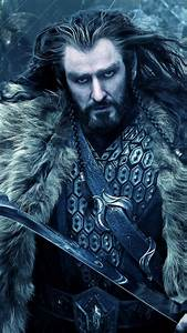 The Hobbit: The Desolation of Smaug Thorin iPhone 6 / 6 ...