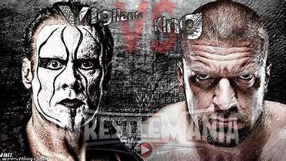 Wallpapers Sting Wwe Wrestlemania Wcw Wrestler Vigilante