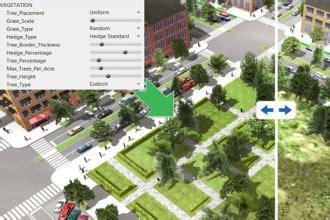 geodesign improves urban planning  visualizing