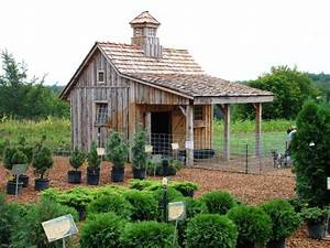 15 stunning garden shed ideas for Barn style garden sheds