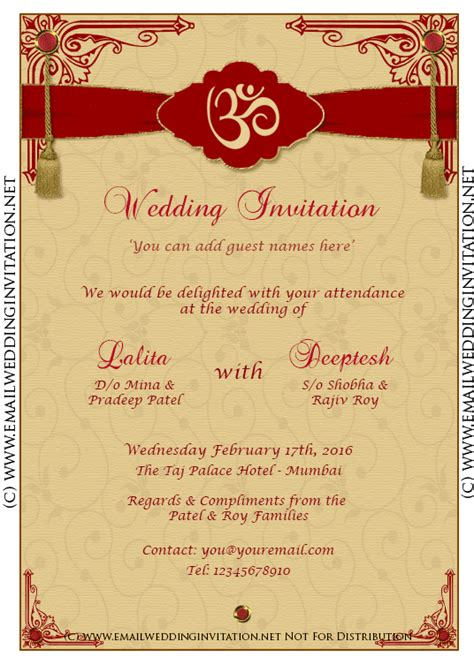 traditional wedding card templates wedding invitation card template