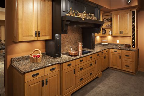 arts and crafts kitchen cabinet hardware custom kitchen cabinets photo gallery northland cabinets 9041
