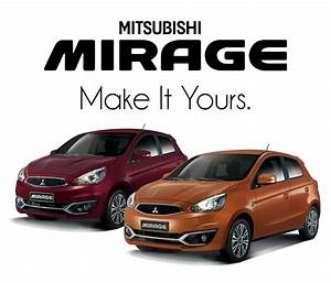 Mitsubishi Motors Philippines unveils the 2016 Mirage ...