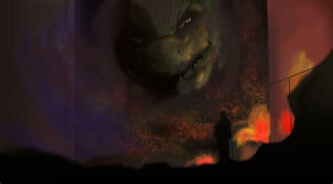 Godzilla Wallpaper 2014 By Sibartsmen On Deviantart