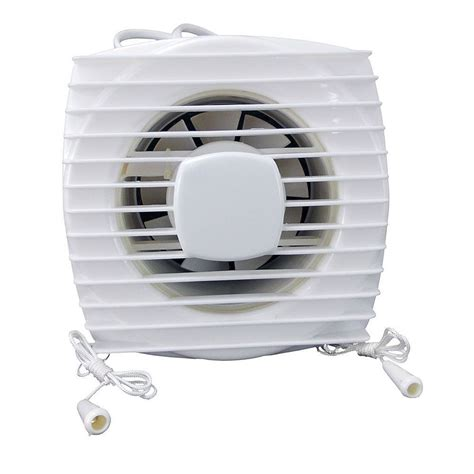 external exhaust fan for bathroom bathroom kitchen extractor exhaust fan pull cord 100mm 4