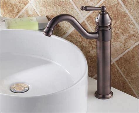 Oil Rubbed Bronze Bathroom Sink Tap Thb [thb]-£