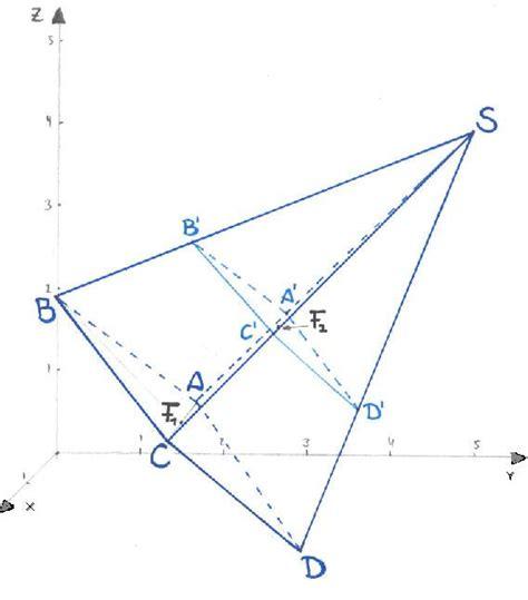 grundflaeche pyramide berechnen mathematische formeln