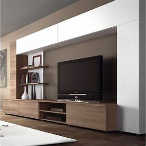 Meuble Design Tv Mural : meuble tv design mural ingrazia atylia meuble tv pinterest meuble tv tv et meubles ~ Teatrodelosmanantiales.com Idées de Décoration