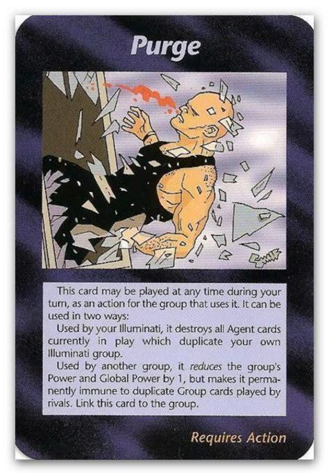Illuminati Card Buy Illuminati Cards Purge By Icu8124me On Deviantart